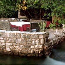 «Стари Млини», ресторан у воды в Которе