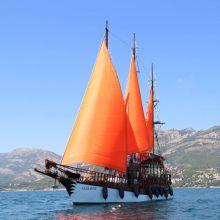 Яхта Валеанна