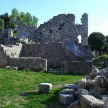 Древняя крепость, г. Бар
