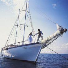 Свадьба на яхте до 7 человек