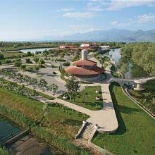 Плавница, ресторан на Скадарском озере