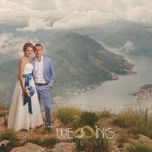 Свадьба на Ловчене. на территории национального парка Ловчен